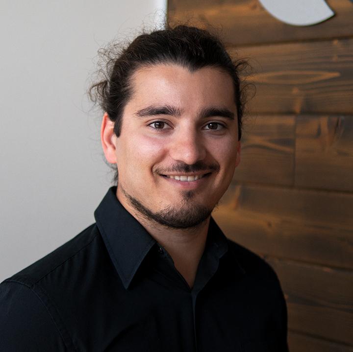 Jérémy Marcoux employé Humaco Technologies