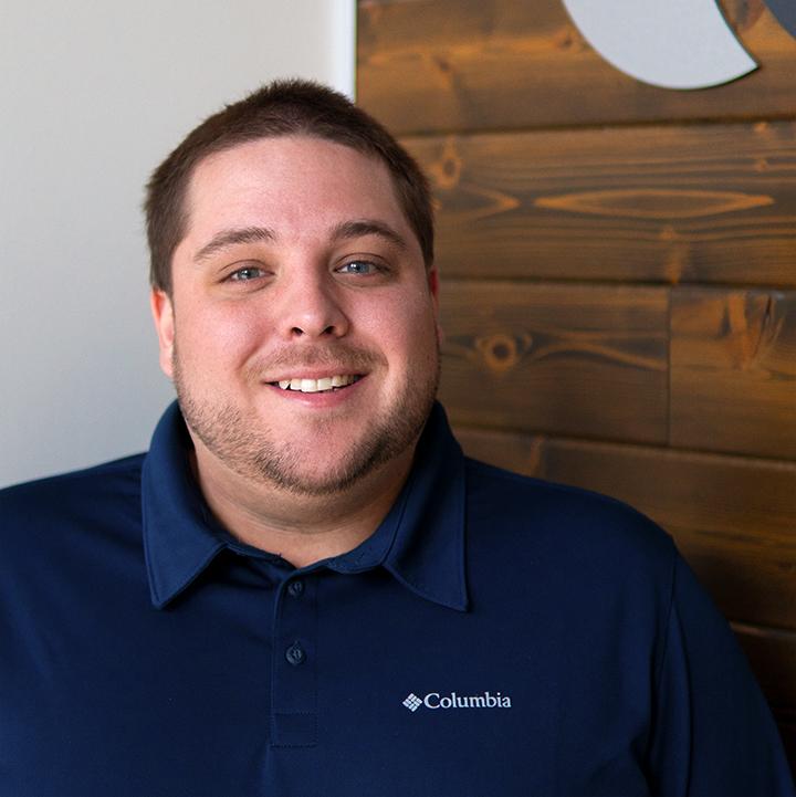 Jonathan Audet employé Humaco Technologies
