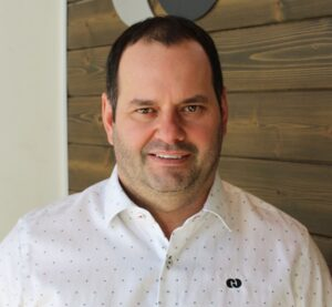 Étienne Goudreau surintendant Québec Humaco Construction entrepreneur général