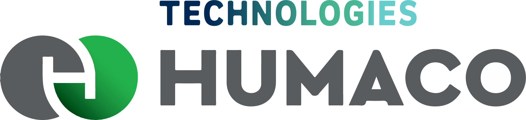Logo Humaco Technologie spécialiste en innovation en construction
